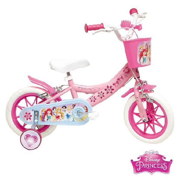 Bicicleta princesas disney 12″