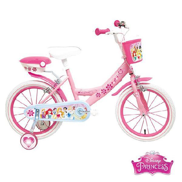 Bicicleta princesas disney 14″