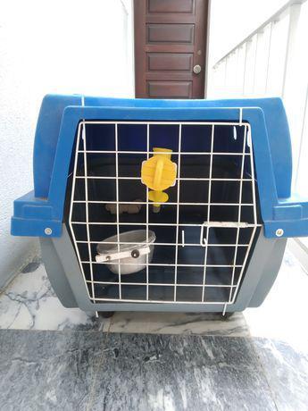 Caixa transportadora para cães (padrão iata)