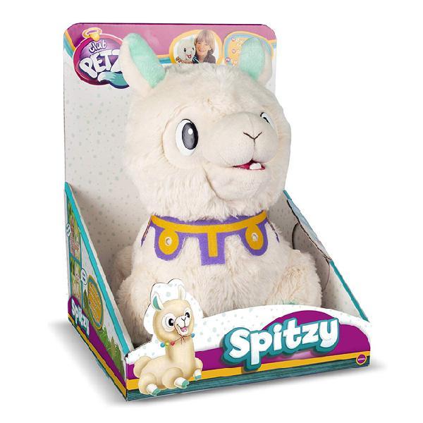 Lama engraçado spitzy
