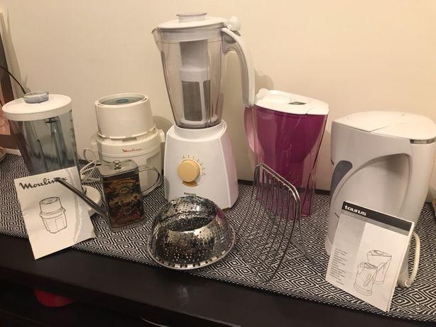 Pequenos electrodomésticos cozinha