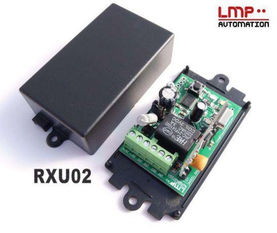 Rxu02 receptor universal comandos portãofixos e rolling