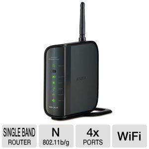 Router wireless belkin n150