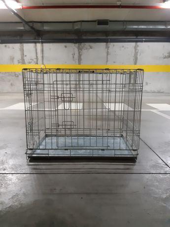 Transportadora/gaiola para animais