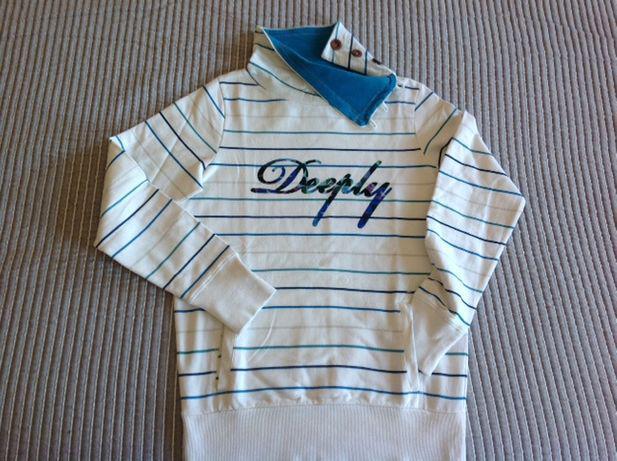 Camisola / sweatshirt, tamanho mdeeply