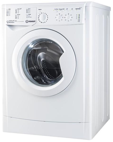 Maquina lavar roupa indesit iwc 71253 (7 kg - 1200 rpm)