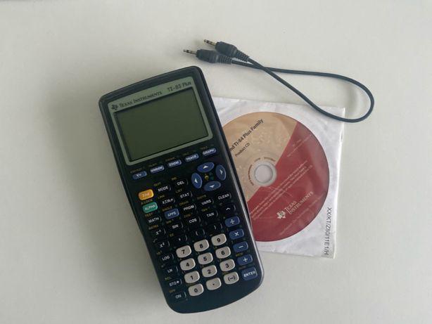 Máquina calculadora texas ti 83