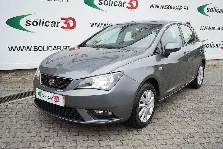 Seat ibiza diesel 1.2 tdi cr eco reference my15 (75cv) (5