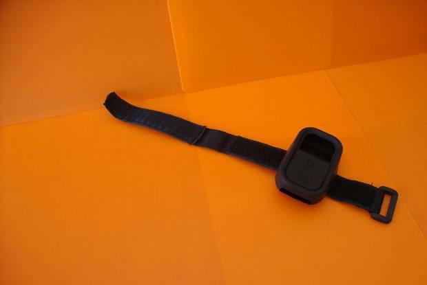 Wifi remoto velcro de pulso para gopro - portes gr
