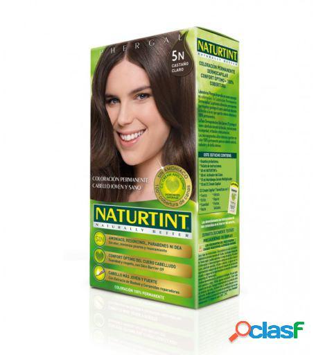 Naturtint cabelo permanente cor de cabelo 5n marrom naturtint