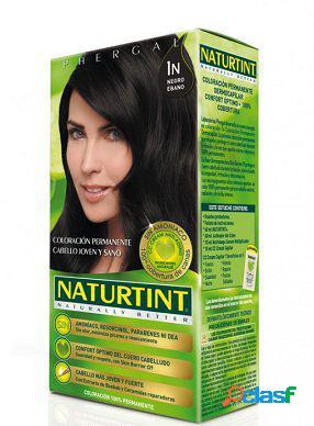 Naturtint matiz do cabelo n 1 preto do ébano negro