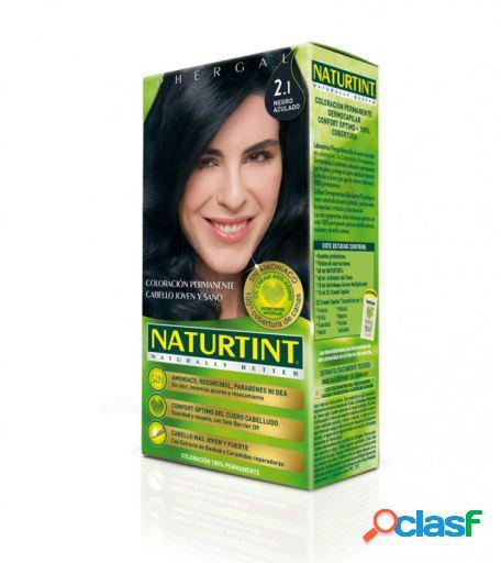 Naturtint naturtint 2,1i azulado preto negro