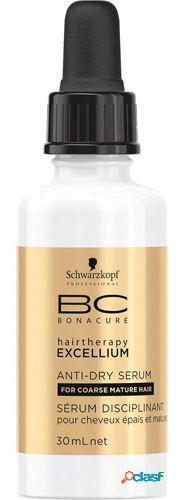Schwarzkopf professional bonacure excellium sérum anti-seco 30 ml 30