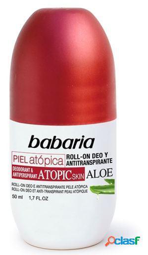 Babaria roll on desodorante skins atopicas 50 ml 50 ml