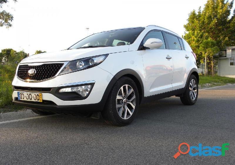 Kia Sportage TX Prime de garagem 10000€