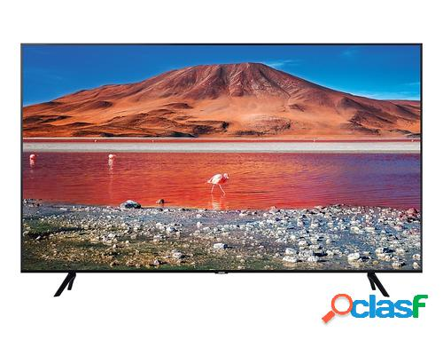 "Samsung series 7 ue43tu7005kxxc tv 109,2 cm (43"") 4k ultra hd smart tv wi-fi preto"