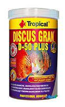 Tropical discus gran d-50 plus 1000 ml 1 l