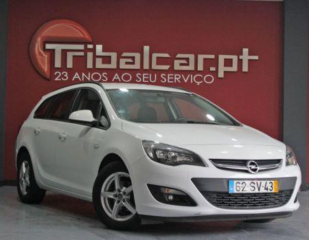 Opel astra sports tourer 1.3 cdti enjoy