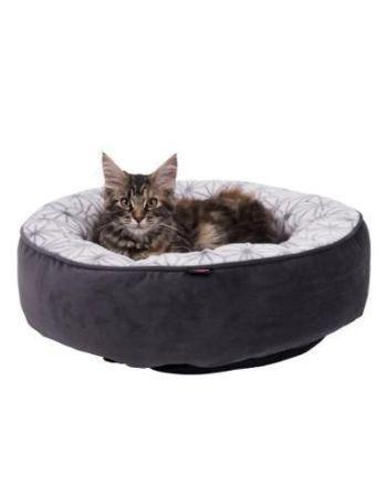 Cama para gato redonda diamond