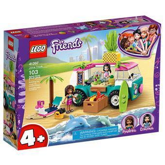 Lego friends 41397 carro de sumos