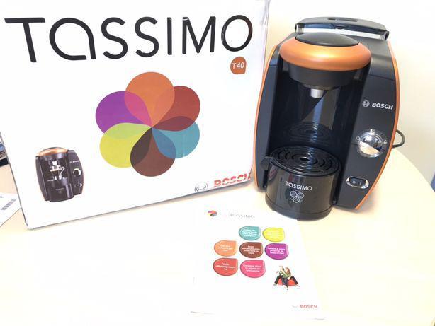 Máquina café tassimo t40 bosch
