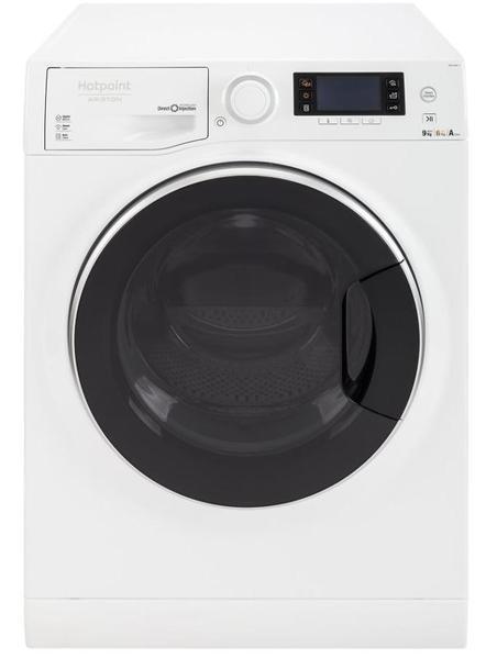 Máquina lavar e secar roupa hotpoint-ariston 9/6 kg rdpd