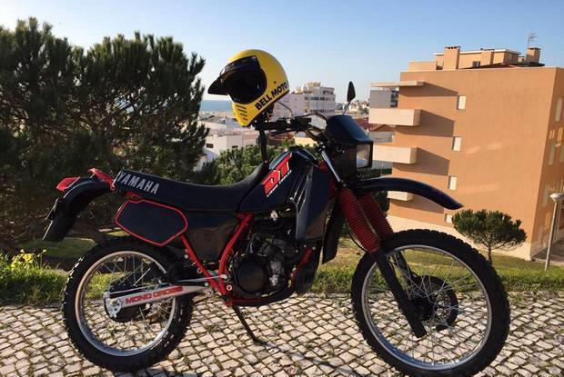 Yamaha dt 125 ypvs 1986