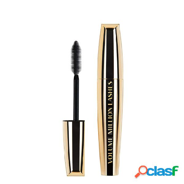 L'oréal volume million lashes máscara pestanas cor extra preto 9ml