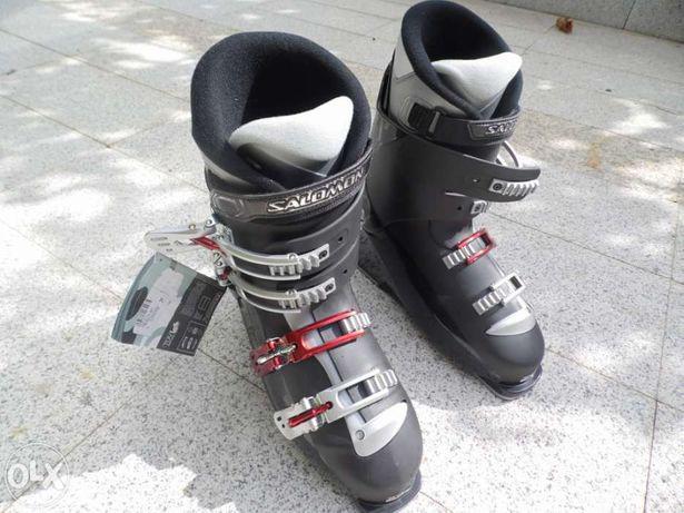 Botas de esqui salomon.