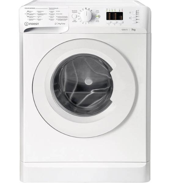 Maquina lavar roupa indesit mtwa 71252 w spt - 7kg 1200 rpm