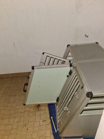 Caixa transportadora cães.