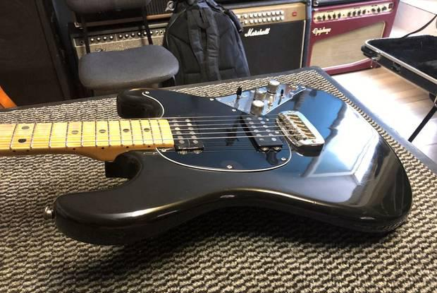 Guitarra electrica music mam sabre ii made in usa