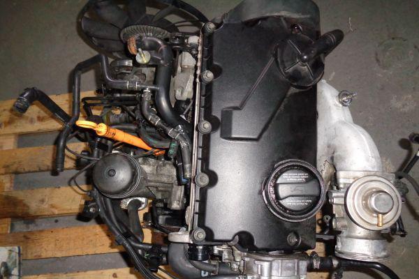 Motor completo volkswagen passat variant (3b6)