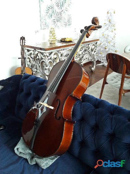 Violoncelo Stentor Student I   3/4 Excelente Instrumento de Entrada
