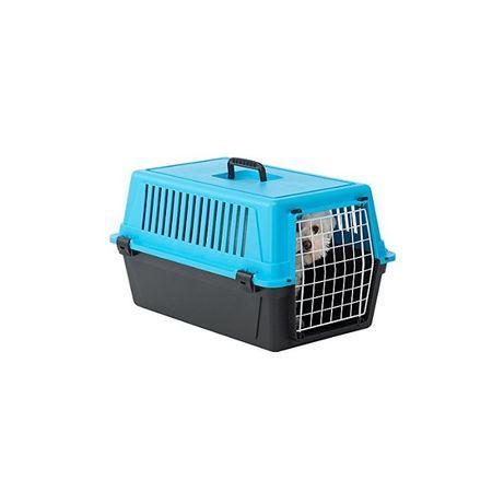 Transportadora atlas 10 e 20 nova p/ cão e gato ferplast