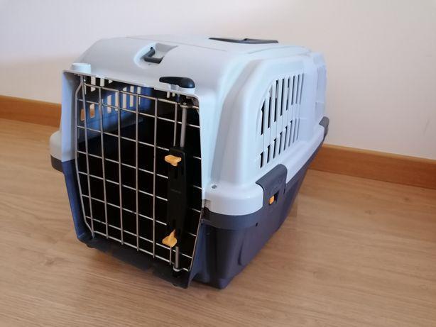 Caixa transportadora de animais (cães/gatos)