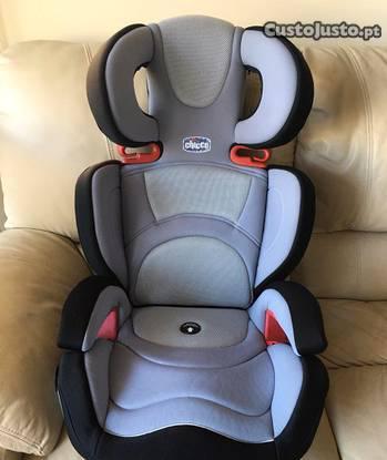 Cadeira auto chicco key 2-3 ótimo estado