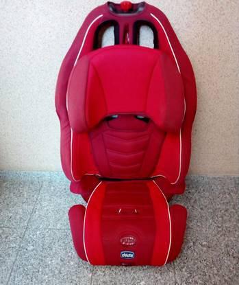 "Cadeira auto ""chicco"" neptune"