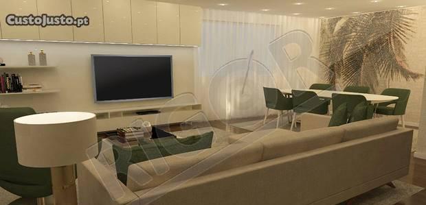 Apartamento t2 no centro da maia em edifício...