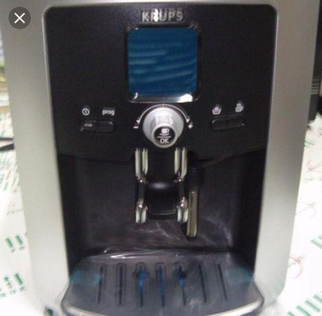 Máquina café krups com moinho