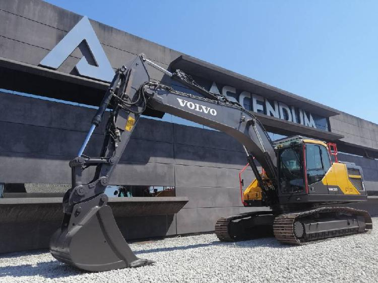 Volvo ec250enl para venda - portugal