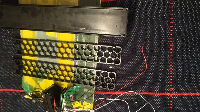 Caixa de bateria 36v 12ah para bike elétrica