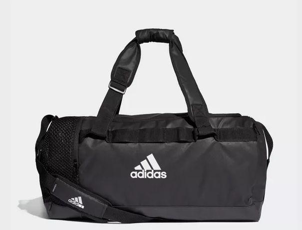 Novo] saco adidas + garrafa adidas 500ml