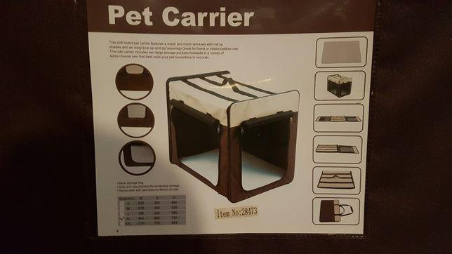Transportadora cães