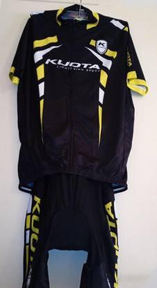 Equipamento ciclismo - btt (novo)