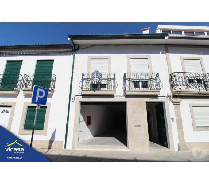 Moradia t4 com garagem - centro de viana (m-01532)