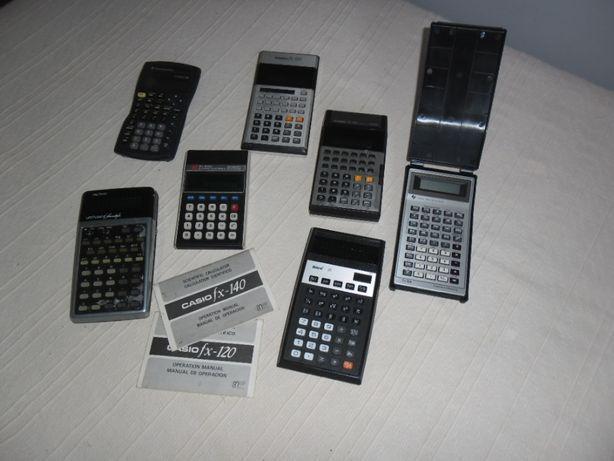 """Máquinas de calcular """"scientific-electronic"""""""