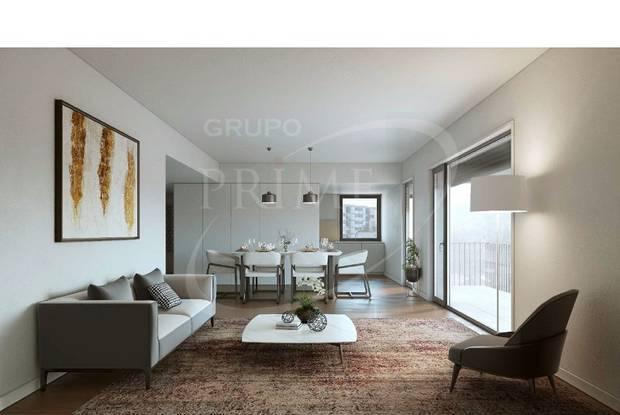 Apartamento t2 em condomínio situado na...