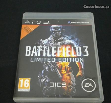 Battlefield 3: limited edition - playstation 3