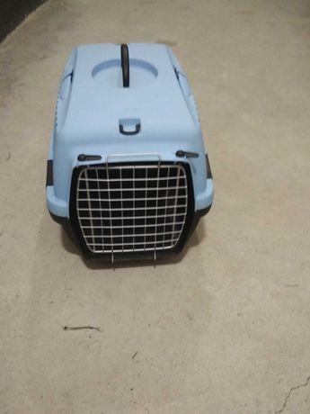 Caixa transporte animais domésticos